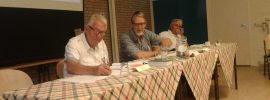 Foto's Algemene Vergadering 2016